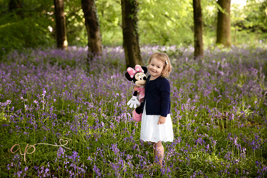 Bluebell mini shoot