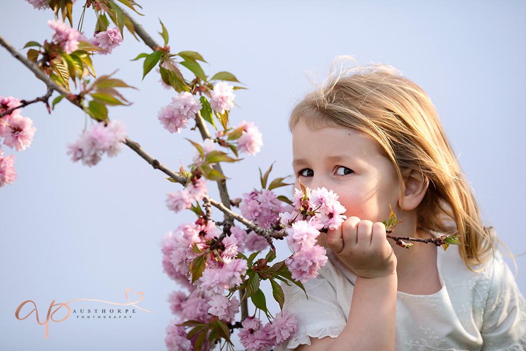 Blossom Tree Mini Photoshoot