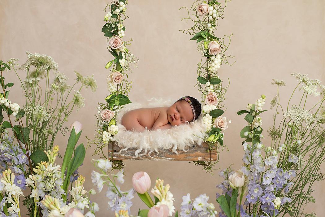 Ffion's newborn photography shoot Leeds
