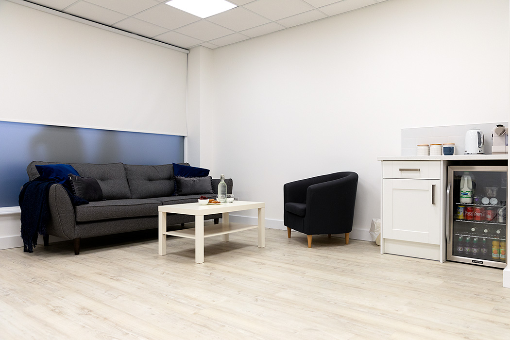 Leeds Photography studio refurbishment