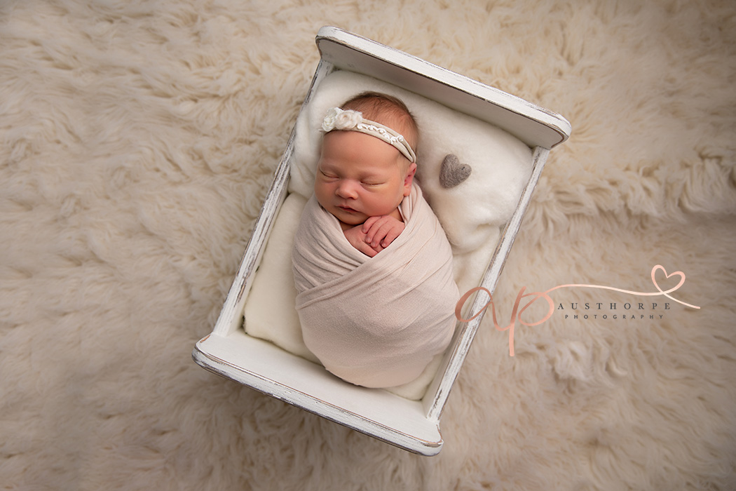 Lucy's newborn shoot
