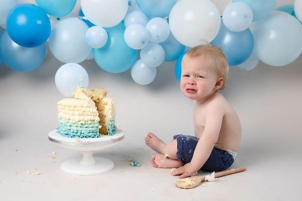 Cake Smash Leeds