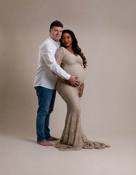 maternity photo shoot leeds
