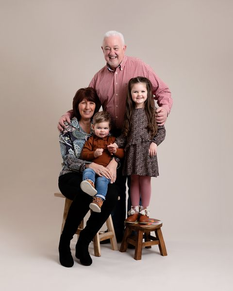 Family Photoshoot Leeds
