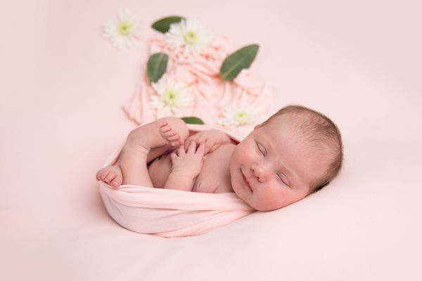 Newborn photography Leeds