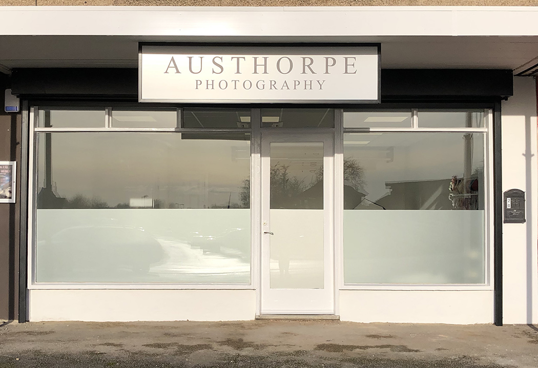 Austhorpe Photography Studio Refurb (Which Almost Never Happened!)